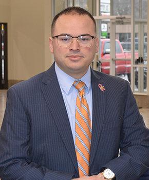 Joe Rodriguez - Sales Manager