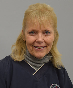 Kim Tuhacek - Receptionist