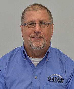 Mike Kovatch - Parts Consultant