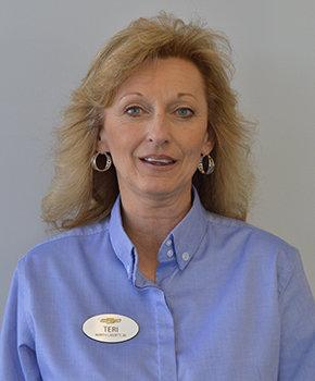 Teri Calvin - Sales Consultant