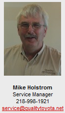 Mike Holstrom