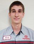 Andy Dawson - Service Technician