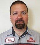 Wes Zilmer - Service Technician
