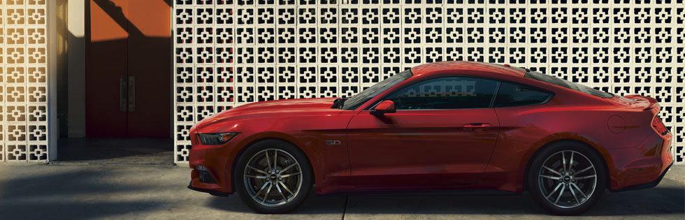New 2015 Mustang at Lake Shore Ford!
