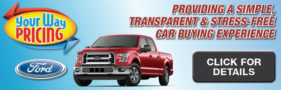 Your Way Pricing at Lake Shore Ford