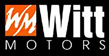 Witt Motors Hours and Directions