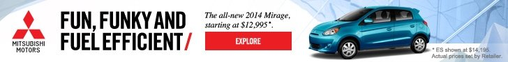 Mitsubishi Promotion