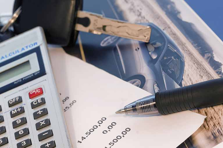 Estimating the Ideal Car Down Payment