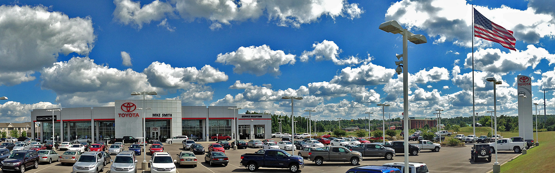 Mike Smith Toyota Dealership