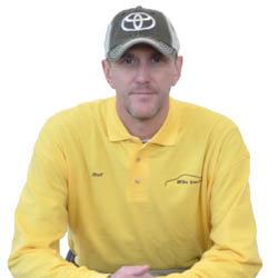 Brett Duwe - Toyota Sales Rep.