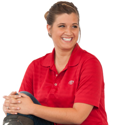 Emily Day - Toyota Service Advisor