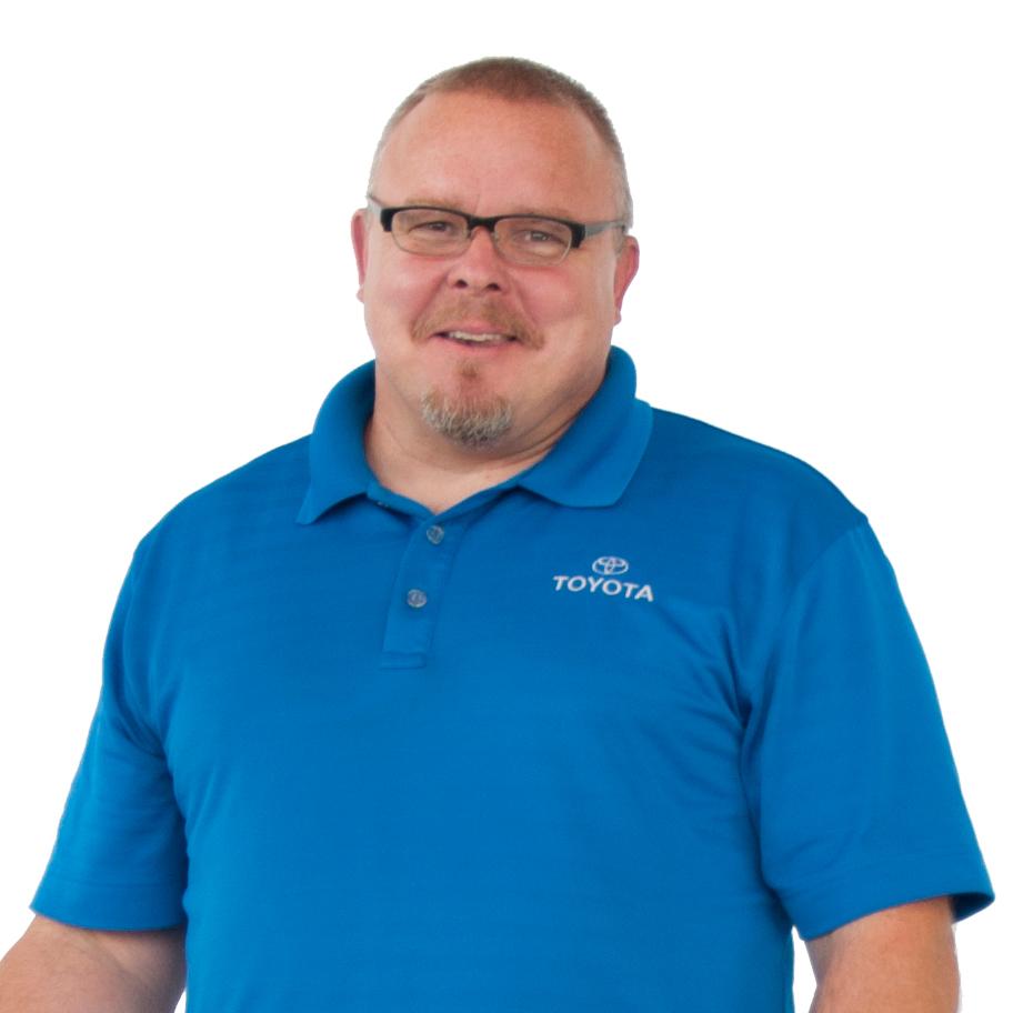 Joe Dreblow - Toyota Service Advisor
