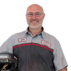 Kevin Poole - Toyota Master Tech.