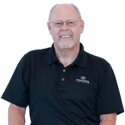 Stan Scott - Toyota Asst. Parts Manager