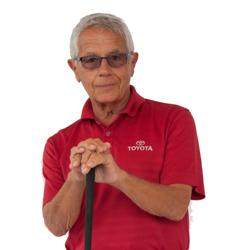 Vic Dana - Toyota Sales Rep.