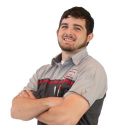 Zach Keipp - Toyota Service Tech.