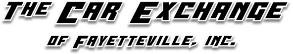 Credit Application The Car Exchange of Fayetteville Logo