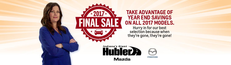 Hubler Mazda Specials