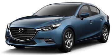 2017 Mazda3 Sedan Sport Automatic Transmission