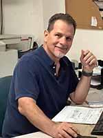 Bill Aleksa - Service Manager