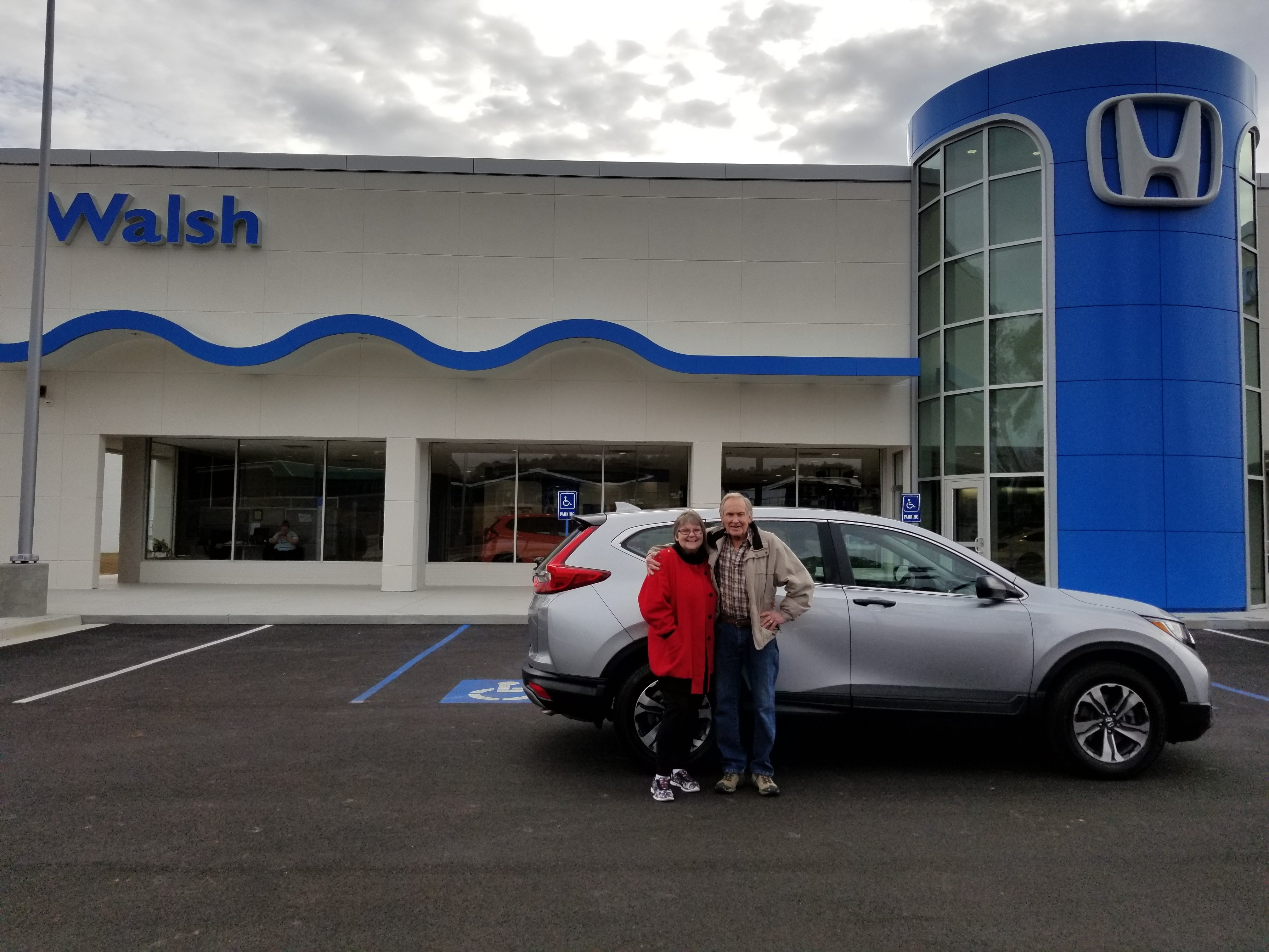 Walsh in the Community | Walsh Honda | Become Involved Today
