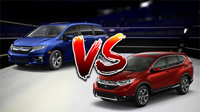 SUV vs Minivan: Which One is Right for Me