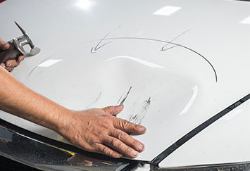 collision repair bensalem pa