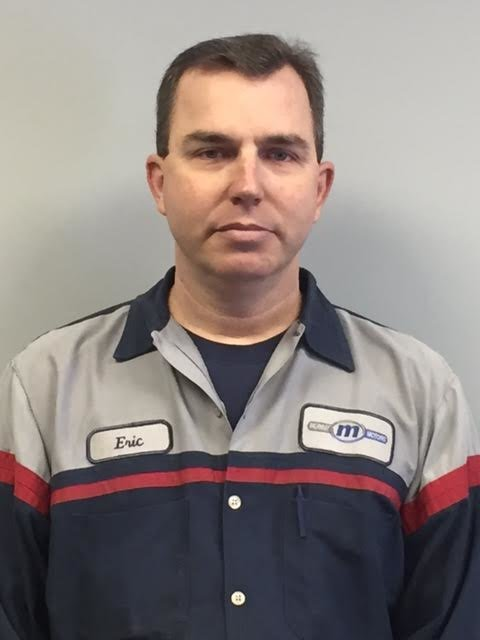 Eric Eck - Service Technician