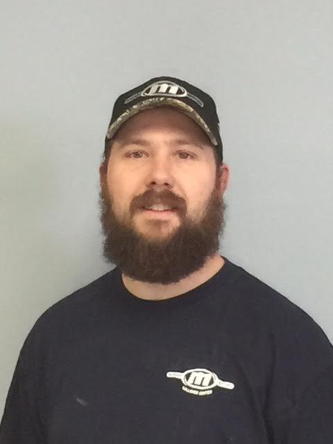 Kevin Richardson - Body Shop Technician