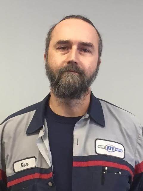 Ken Abernatha - Service Technician
