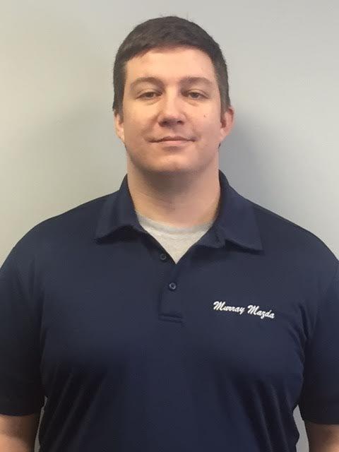 Travis Weinhardt - Parts Manager Mazda