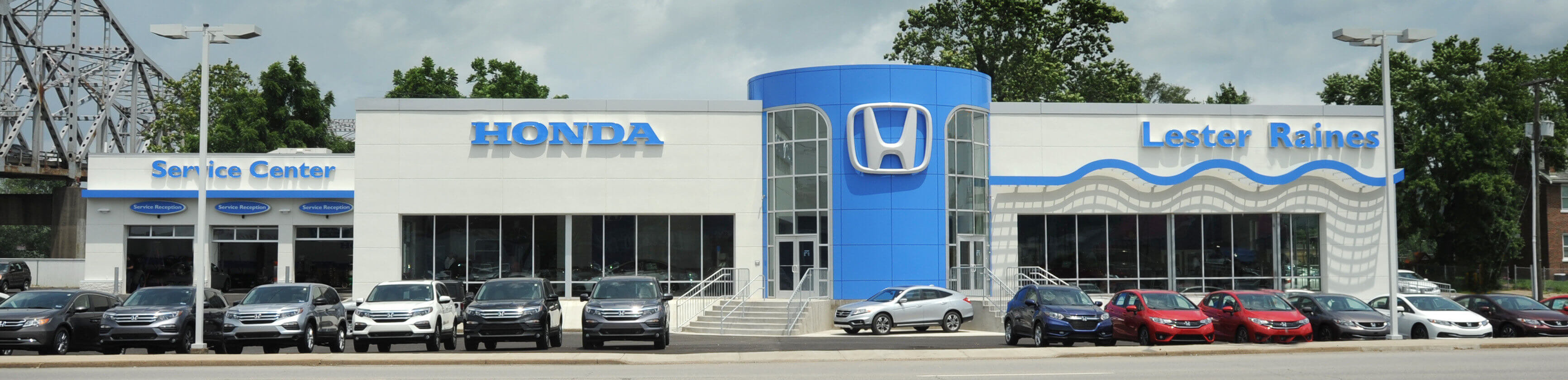 Hours and directions to lester raines honda south for Honda dealership hours