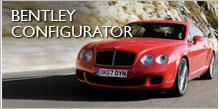Bentley Configurator