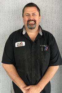Chris Cliburn - Technician