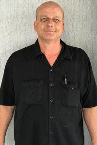 Terry Heflin - Technician