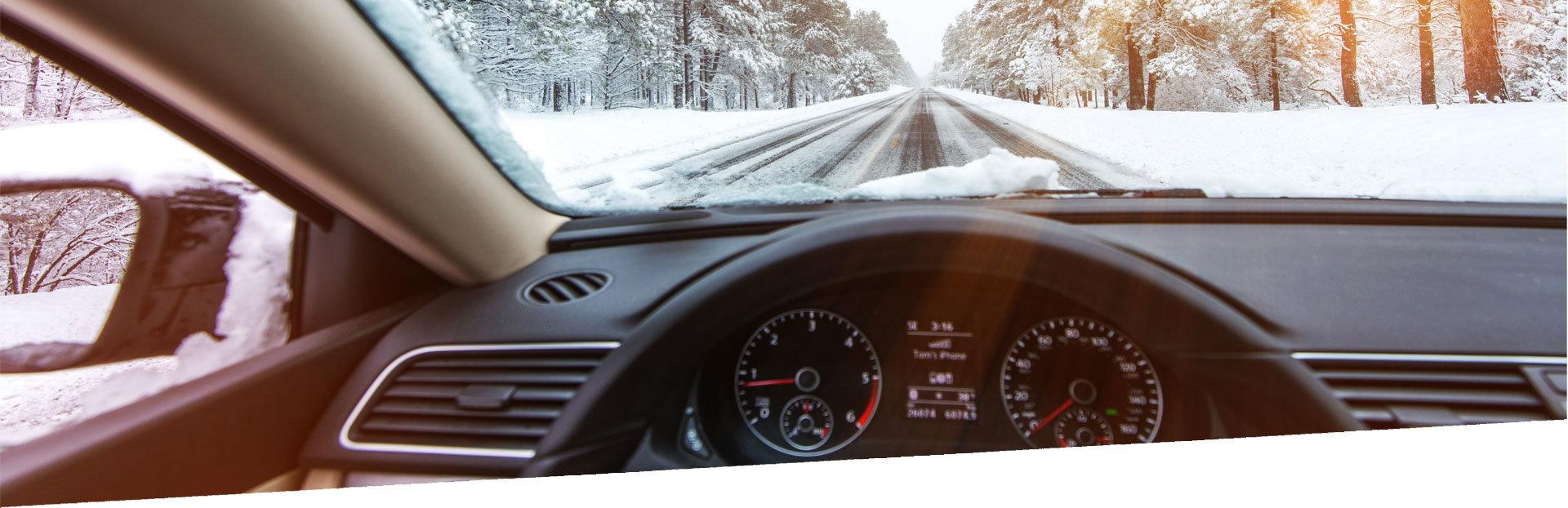 Winterizing Your Mitsubishi
