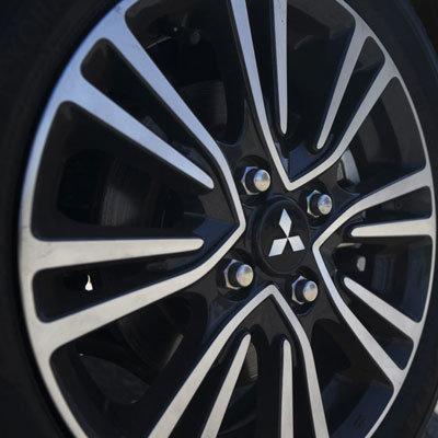 2018 Mitsubishi Mirage Tire