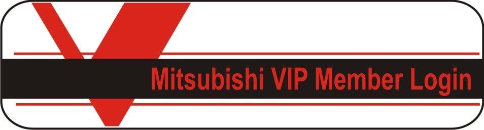 Mitsubishi VIP Member Login