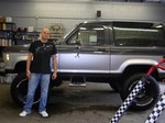 1988 Ford Bronco II Lifted 4x4 July 2012 -