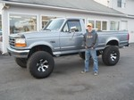 1994 F150 Lifted 4x4 December 2012 -