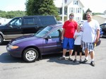 1997 Ford Escort July 2012 -