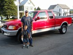 1998 F150 Ext Cab 4x4 August 2012 -