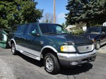 1999 Ford F150 Ext Cab 4x4 September 2012 -