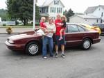 1999 Oldsmobile 88 August 2012 -