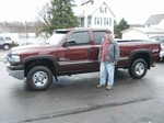 2001 Chevy 2500HD Duramax Diesel October 2012 -