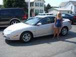 2001 Saturn SC2 Quad Coupe July 2012 -