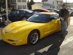 2002 Chevy Corvette Jan 2012 -