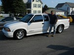 2002 Chevy S10 Extreme August 2012 -