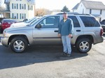 2002 Chevy Trailblazer LT 4x4 Novemeber 2012 -