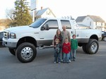 2002 F350 7.3 Diesel Lifted 4x4 April 2012 -